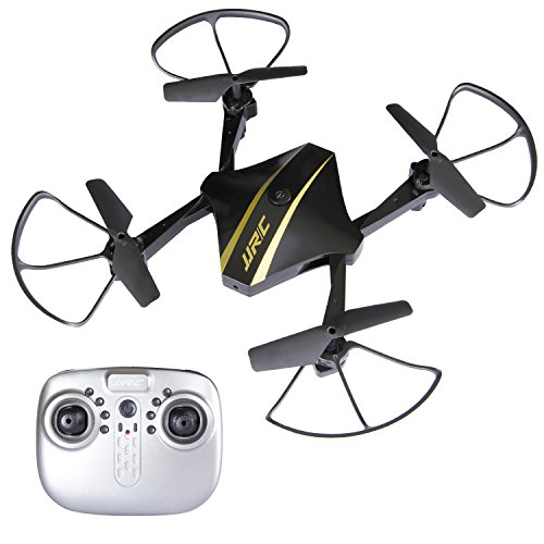 SGILE Mini RC UFO Quadcopter Nano Drone for Xmas Gifts with 2 Free Batteries, 360° Flip One Key Return/Rotation Recover Balance Headless Mode for Kids