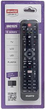 Mando a Distancia de reemplazo para Televisores Philips – Control ...