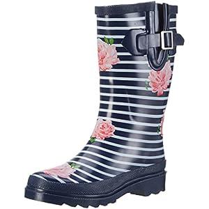 Beck Stripes, Bottes & bottines de pluie Femme