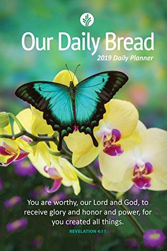 Our Daily Bread 2019 Daily (Blank Daily Calendar)