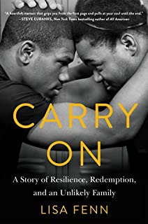 Book Cover: Carry on.