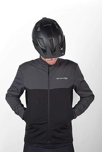 Endura Herren Fahrradtrikot MT500 Thermo Long Sleeve