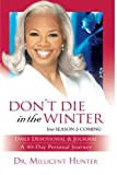 img - for Don't Die in the Winter 40 Day Journal book / textbook / text book