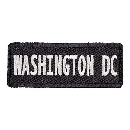 (Washington DC Patch, District of Columbia U.S.A. Patches)