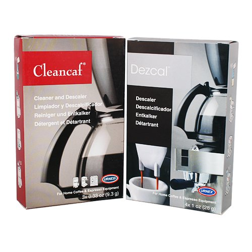 Cleancaf and Dezcal Combination Pack (Clean Carafe compare prices)