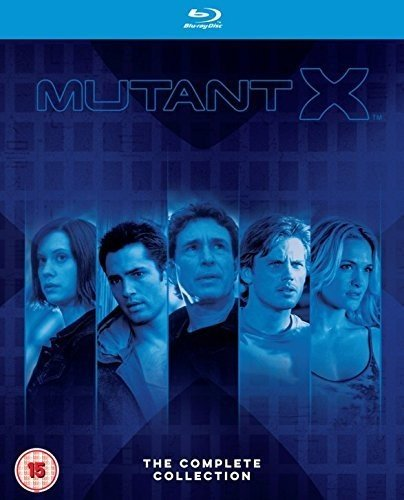 Mutant X: Complete Collection/ [Blu-ray]