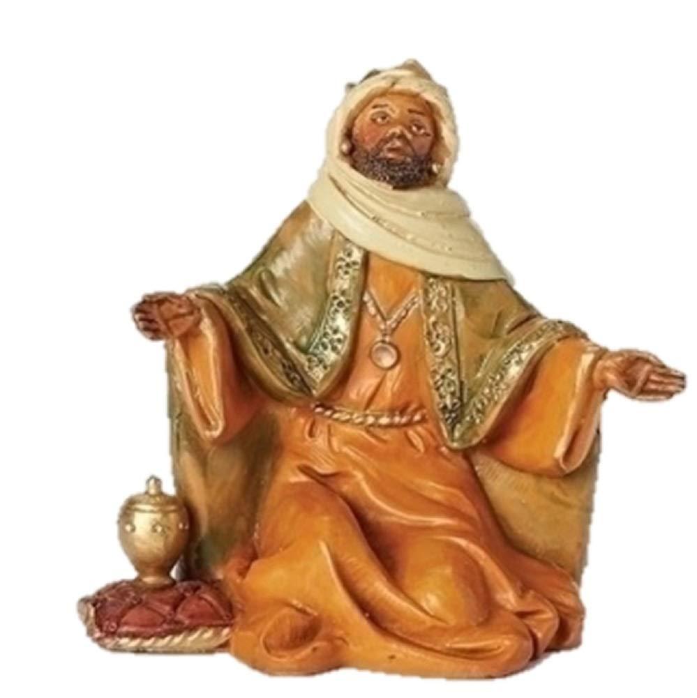 Fontanini King Balthazar Figurine Roman 72189