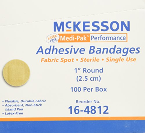 mckesson-medi-pak-performance-bandage-1round-100-count