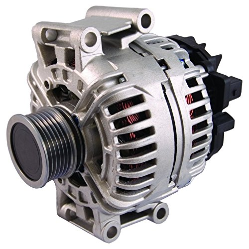 Alternator Bosch Audi Alternator - New Alternator For 2009-2012 Audi A4 S4 Quattro 2.0L, 2010-2013 A5 2.0L, 2010-2012 A5 Quattro 2.0L, 2010 S4 3.0L, 2011-2012 Q5 2.0L 06H-903-016L