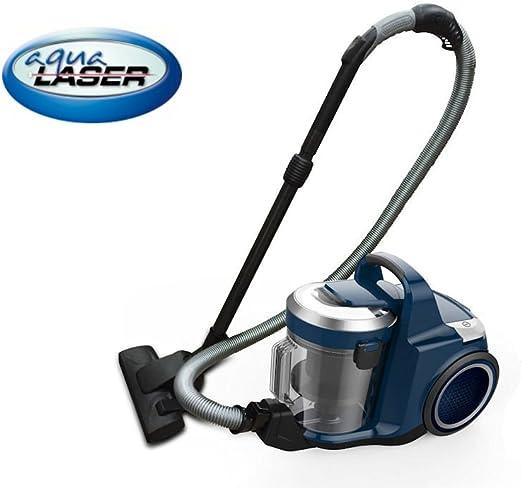 Aqua Laser Aspiradora Multiciclónica Twin Jet 1400 W Azul ...