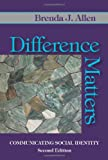 Difference Matters 2nd Edition