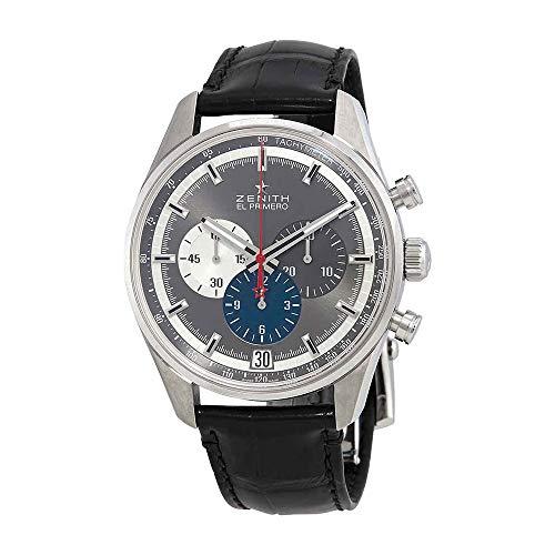 - Zenith Chronomaster El Primero Chronograph Automatic Grey Dial Mens Watch 03.2040.400/26.C496