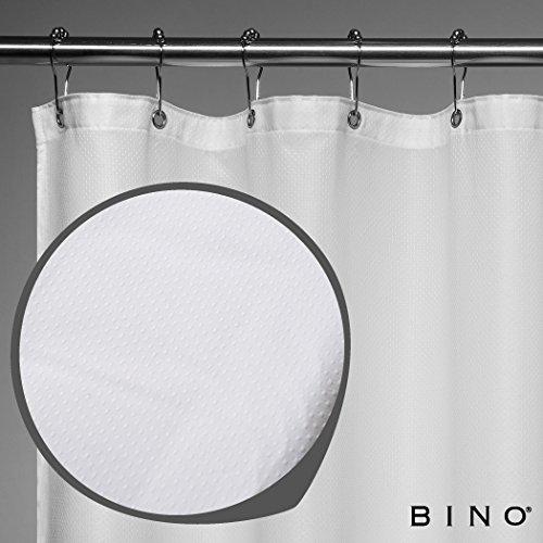 BINO 'Somerset' Fabric Shower Curtain - 70