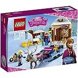 Lego - 41066 - Disney Princess - L'avventura sulla slitta di Anna e Kristoff