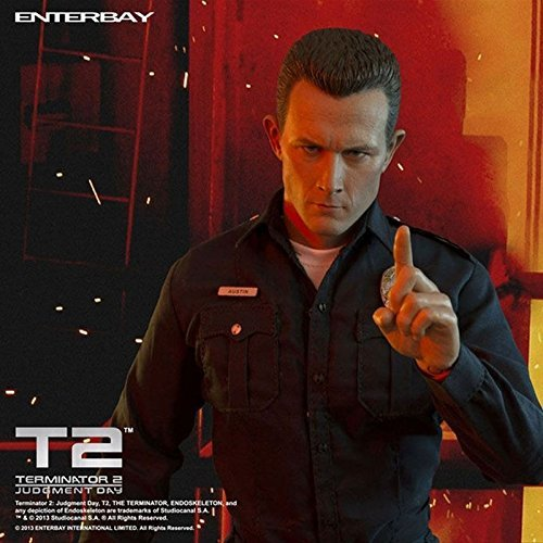Enterbay x Real Masterpiece (HD-1014) Terminator 2 The Judgment Day T1000 1:4 Figure