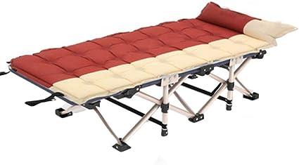 Bases para camas Cama Plegable Refuerzo De La Oficina Cama ...
