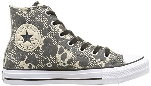 Converse Ct Hi Pergament / Svart / Wht Womens Fashion-sneakers 549632c Pergament / Svart