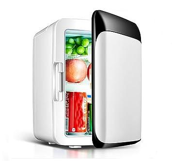 RUIRUI 10L refrigerador del Coche Mini frigorífico congelador ...