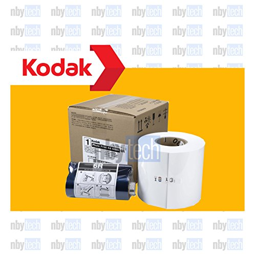 Ribbons Printer Print Ribbon (Kodak Photo Print Kit for the 6800 Thermal Printer, 6R - Ribbon & Paper for 375 6