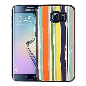 Popular Samsung Galaxy S6 Edge Case ,Fossil 01 Black Samsung Galaxy S6 Edge Phone Case Unique And Durable Designed