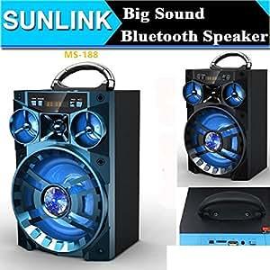 Big Bluetooth Speaker Sound HiFi Speaker Portable