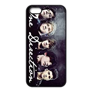 Customize One Direction Zayn Malik Liam Payn Niall Horan Louis Tomlinson Harry Styles Case for iphone5 5S Designed by HnW Accessories