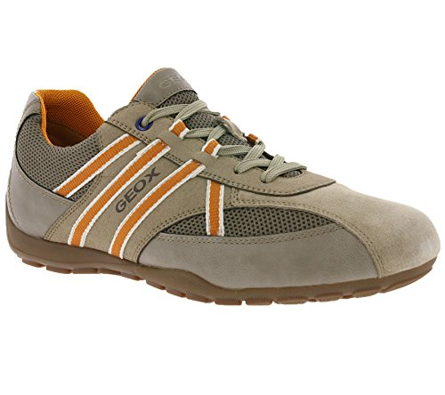 Syst Syst Syst Sable Sportive Cuir me Gris Ravex Hommes Imitate 05 05 05 05 En 411 Dentelle Geox U743fb cwZARqzR