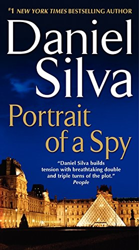 Book cover from Portrait of a Spy (Gabriel Allon)by Daniel Silva