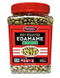 Seapoint Farms Sea Salt Dry Roasted Edamame, Healthy Gluten-Free Snacks, 27 oz