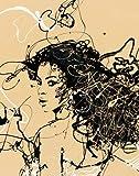 Star IV - Detail Art Poster Print by Oksana Leadbitter, 11x14