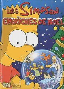 """Afficher """"Les Simpson n° 1 Embûches de Noël"""""""