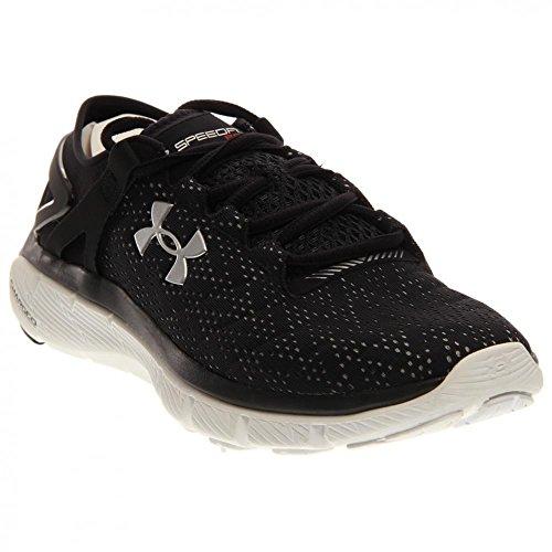Under Armour W Speedform Fortis - Zapatillas de deporte Mujer Negro / Blanco / Gris