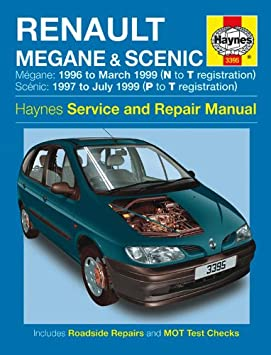 grand scenic owners manual