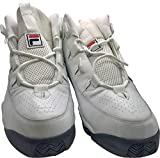 Grant Hill Signed Autographed Game Issued Fila