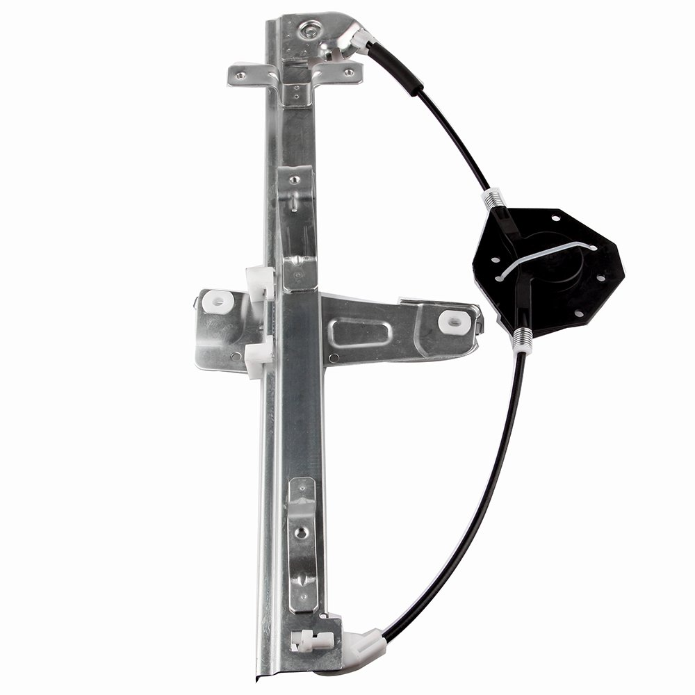 NO Motor Assembly Power Window Lift Regulator For 1999-2000 Jeep Grand Cherokee Front Left Drivers Side
