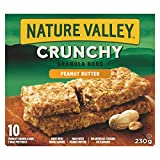 Nature Valley Crunchy Peanut Butter,  10-Count, 230 Gram