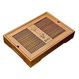 Solid Wood Tea Tray Tea Set Chinese Kung Fu Tea Set-#A