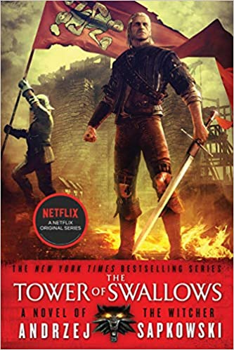 The Tower of Swallows. The Witcher #4 book cover