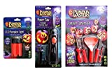 Halloween Pumpkin Carving Set,#1 Selling Brand, Power Carving Saw, Hand Carving Tools, 10 Patterns, LED Pumpkin Light