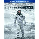 Interstellar (Blu-ray + DVD Combo Pack)