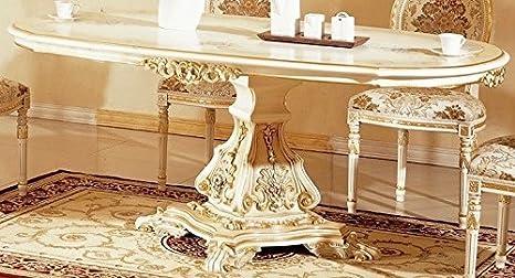 LouisXV barocco tavolo da pranzo in stile veneziano barocco VP9935 ...
