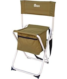 Portable Folding Stool Aluminum Alloy Fishing Chair Outdoor Camping Seat Jacksking Portable Fishing Chair