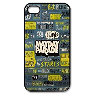 Mayday Parade DIY Phone Case for iPhone 4,4S LMc-80989 at WANGJING JINDA