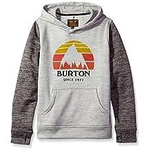 Burton Boys Oak Bonded Pullover Hoodie