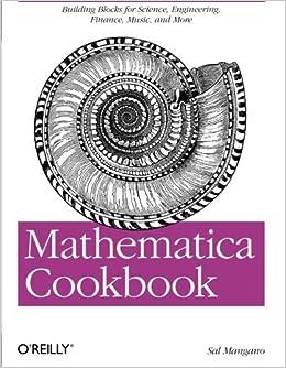 Mathematica Cookbook (Cookbooks (OReilly)): Amazon.es: Sal Mangano: Libros en idiomas extranjeros