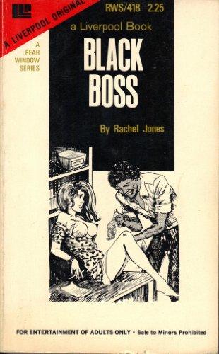 Black Boss (A Liverpool Book: A Rear Window Series, RWS/418)