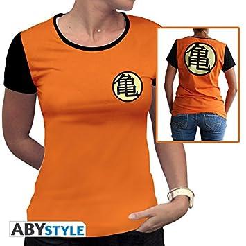 ABYstyle abystyleabytex332 _ XS Dragon Ball Z Kame símbolo ...