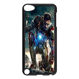 Ipod Touch 5 Phone Case Iron Man 3 F5T8090
