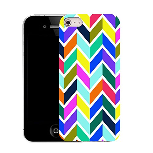 Mobile Case Mate IPhone 4 clip on Silicone Coque couverture case cover Pare-chocs + STYLET - rhombus pattern (SILICON)