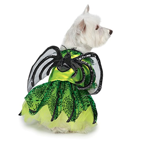 Zack & Zoey Spider Princess Costume for Dogs, 16